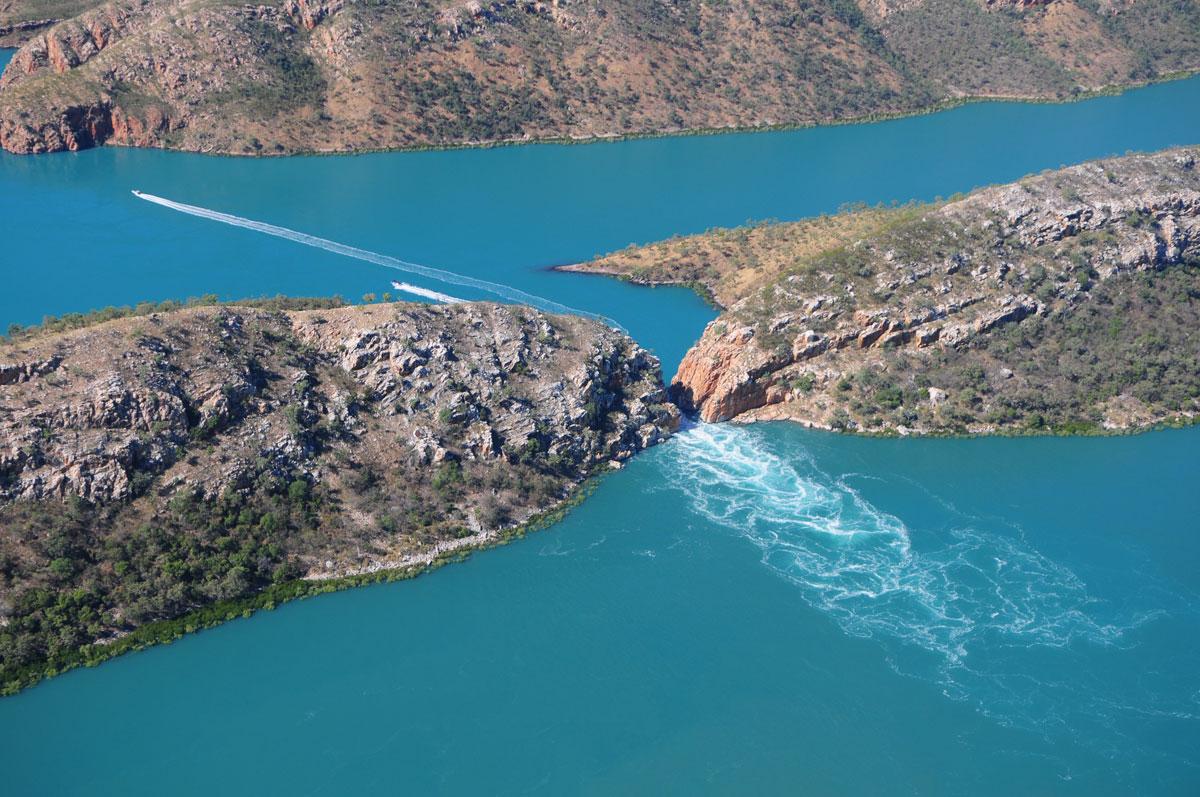 Horizontal Falls Kimberley
