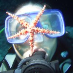 Rowley Shoals starfish