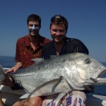 Rowley Shoals GT Giant Trevally