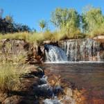 Top of Ruby Falls