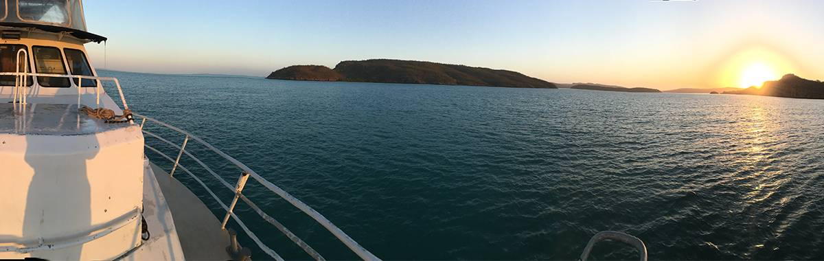 Strickland Bay Sunset